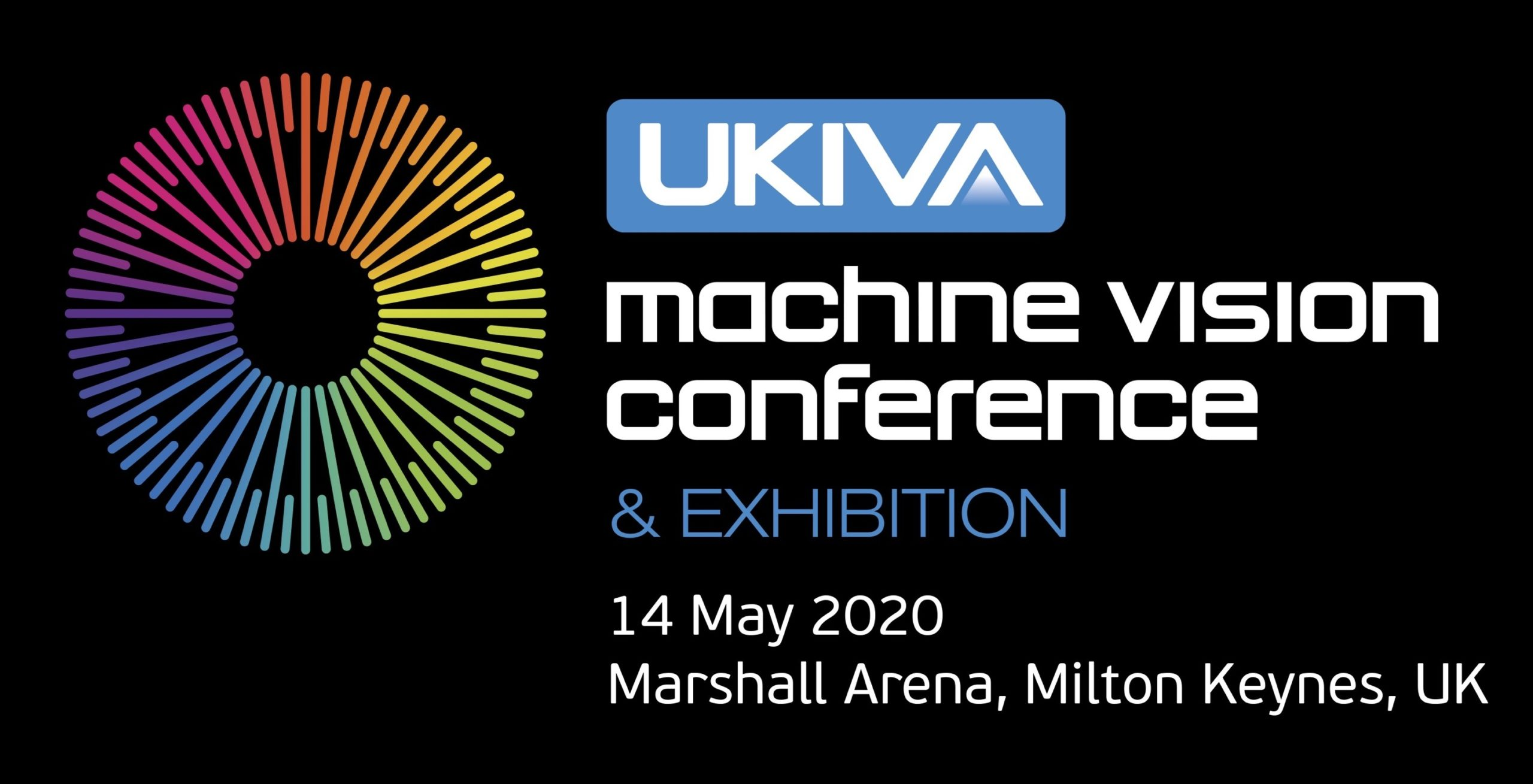 UKIVA Machine Vision Conference & Exhibition 14th May 2020